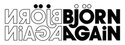 BJORN AGAIN Mobile Logo
